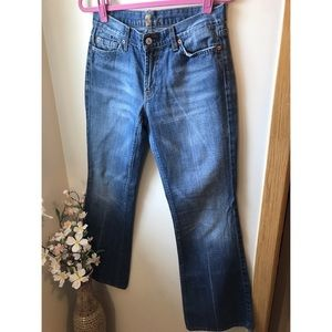 7 For All Mankind Denim Jeans Size 30